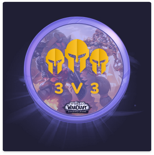 Shadowlands Arena Rating 3v3
