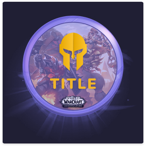 Shadowlands Arena Season Title